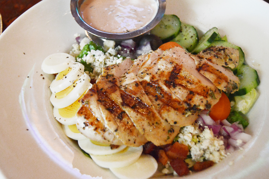 Chef Salad with Chicken