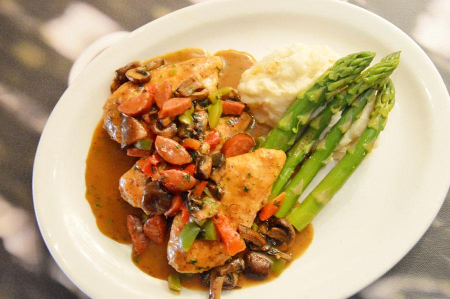 ChickenAsparagus