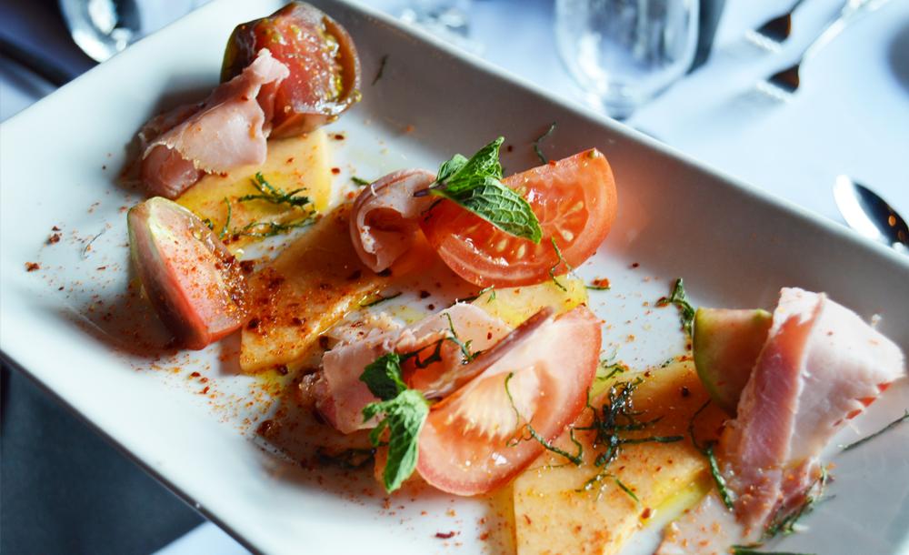 tomato & melon