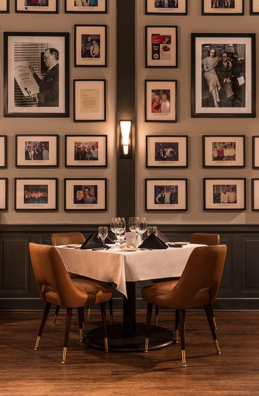 Runyon's Interior Dining