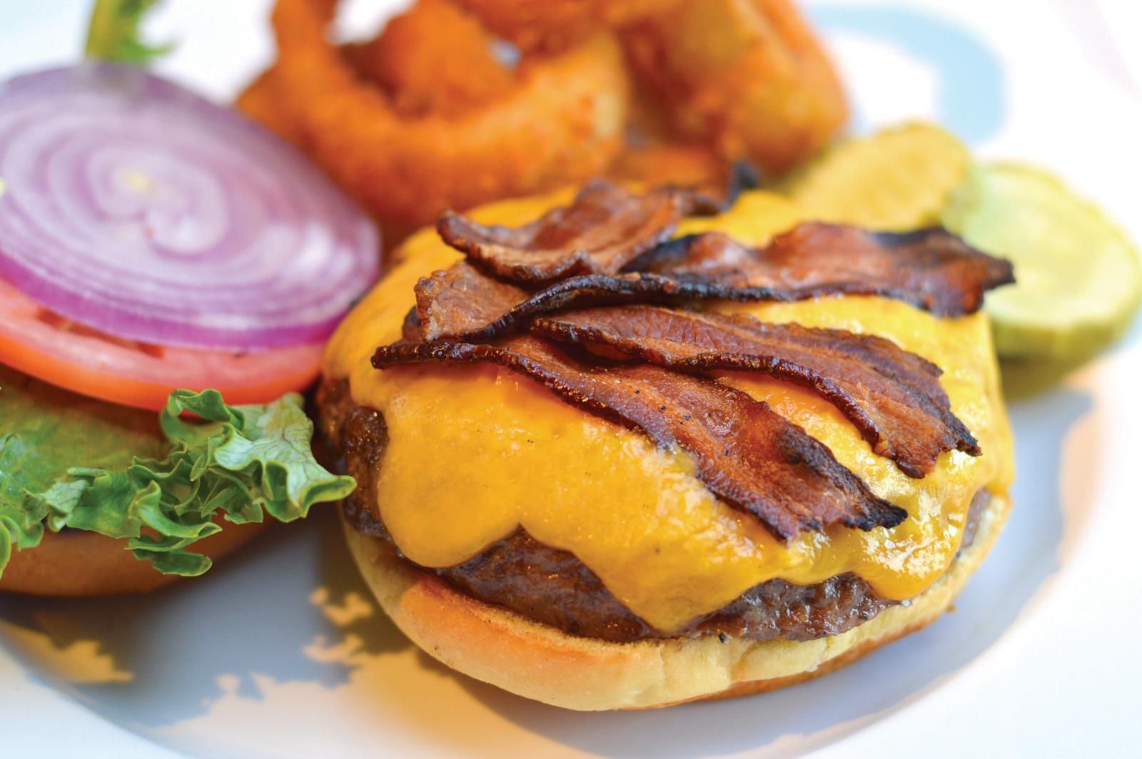 Runyons Burger
